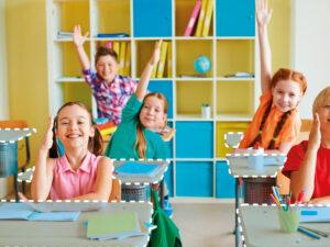 Scholen en kinderdagverblijven